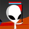 Alien Planet Icon