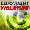 Copyright Violation Icon