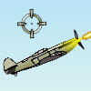 Fly and Shoot Icon