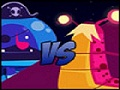 Space Pirate Vs Alien Lobsters Icon
