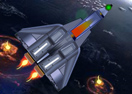 Spaceship Battle Icon
